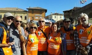 Marcia per la Pace Croce Verde Predappio